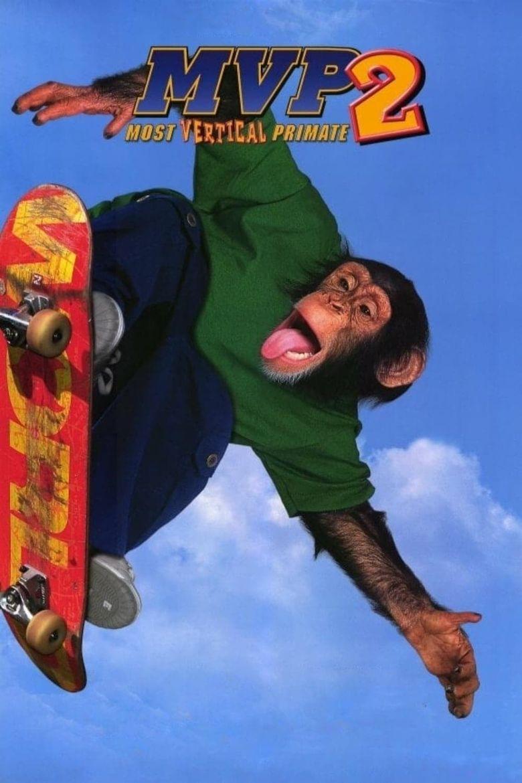 MVP 2: Most Vertical Primate Poster
