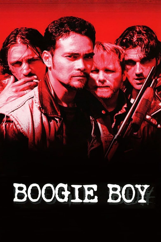 Boogie Boy Poster