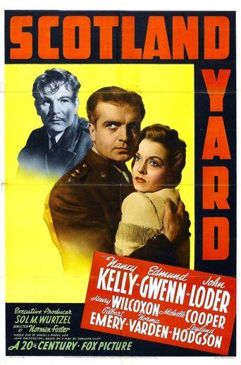 Scotland Yard Poster