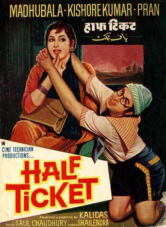 Half Ticket Poster