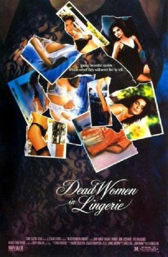 Dead Women in Lingerie Poster