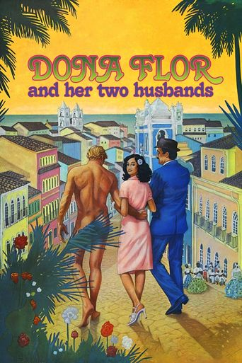 Dona Flor and Her Two Husbands Poster