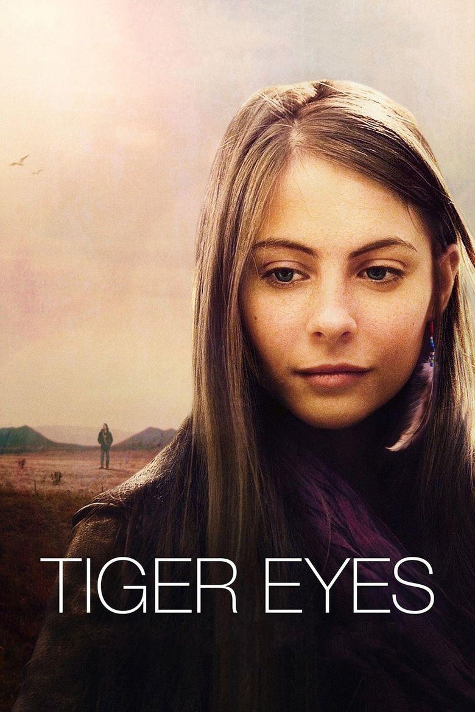 Tiger Eyes Poster