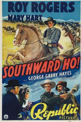 Southward Ho Poster