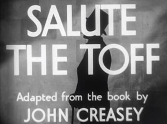 Salute the Toff Poster
