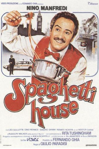 Spaghetti House Poster