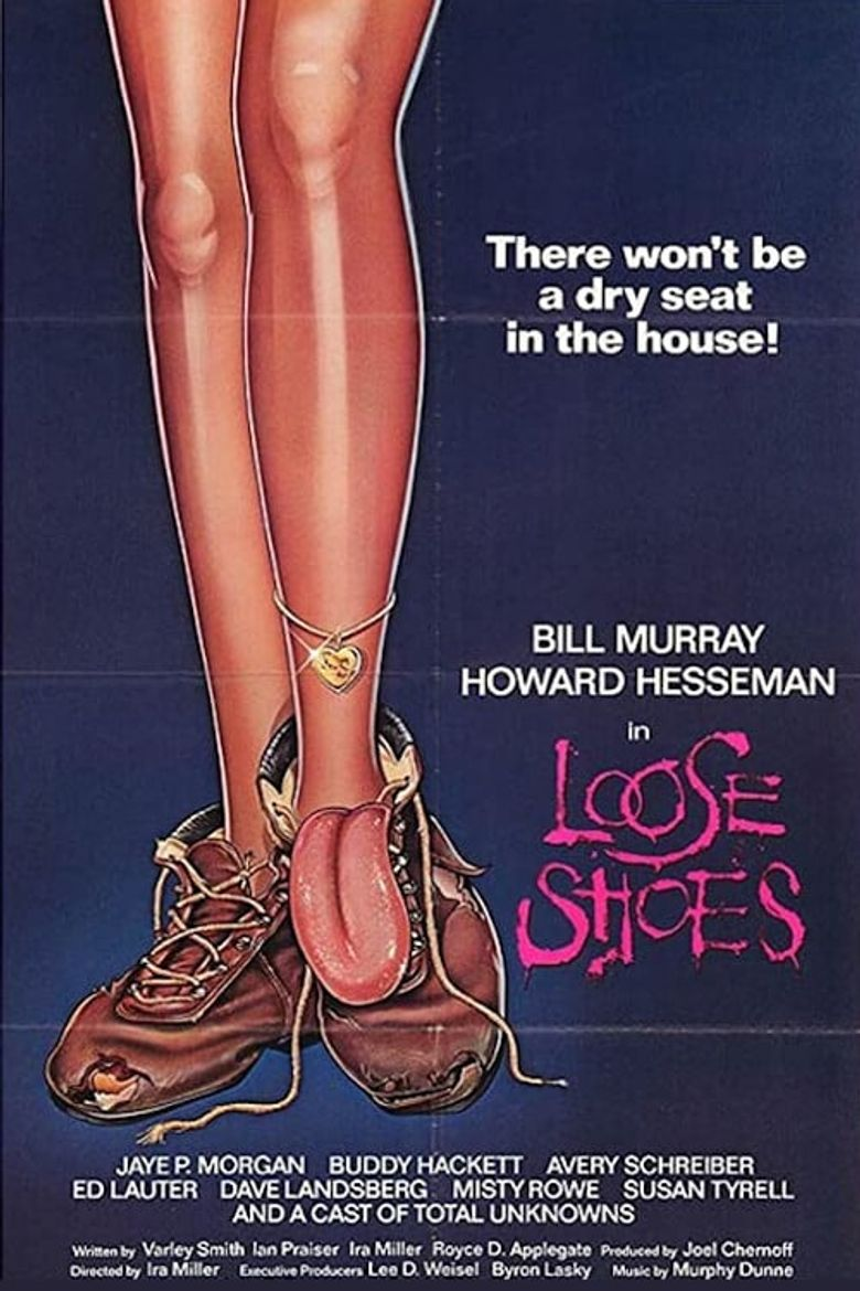 Loose Shoes Poster