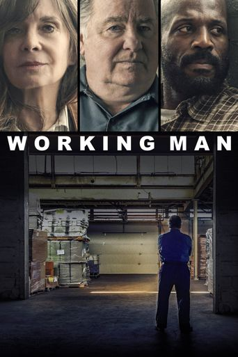 Working Man Poster