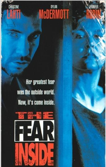 The Fear Inside Poster