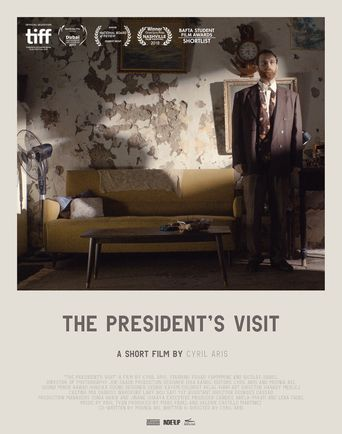 The President's Visit Poster