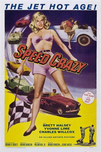 Speed Crazy Poster