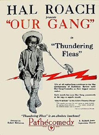 Thundering Fleas Poster