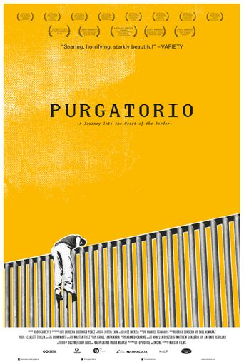 Purgatorio: A Journey Into the Heart of the Border Poster