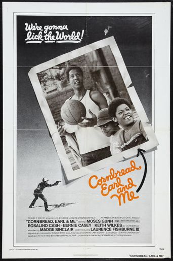 Cornbread, Earl and Me Poster