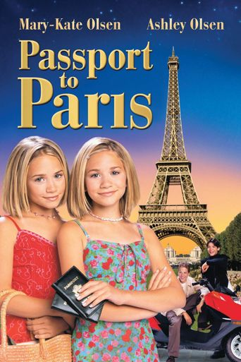 Passport to Paris Poster