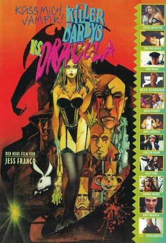 Killer Barbys vs. Dracula Poster