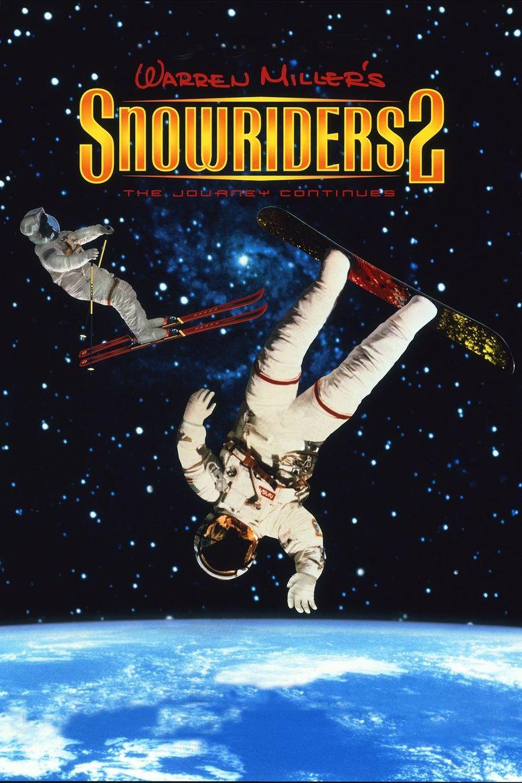 Snowriders 2 Poster