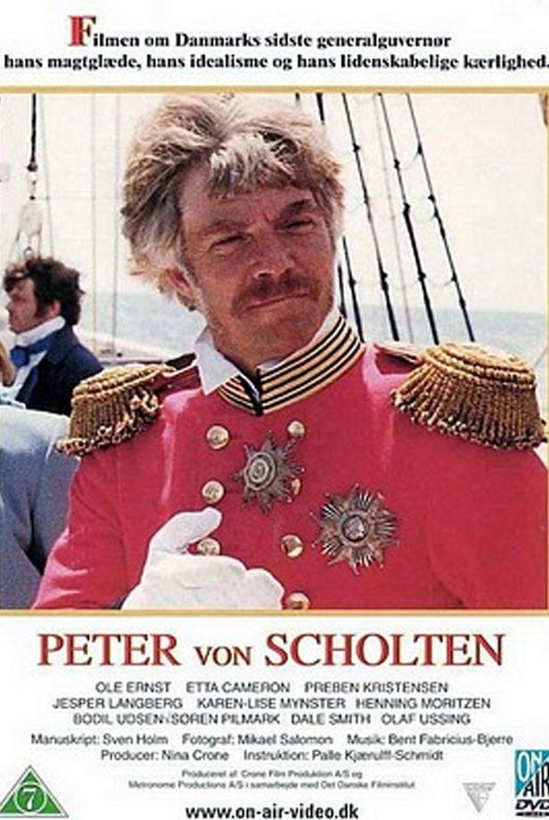 Peter von Scholten Poster