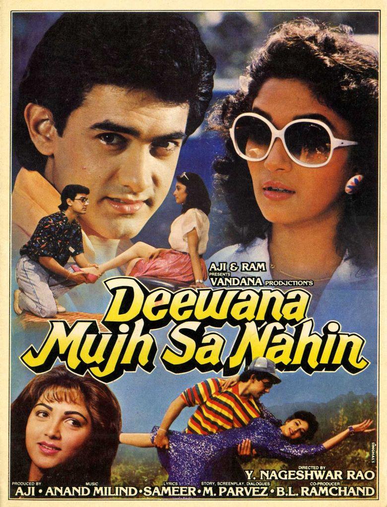 Deewana Mujh Sa Nahin Poster