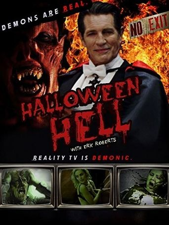 Halloween Hell Poster