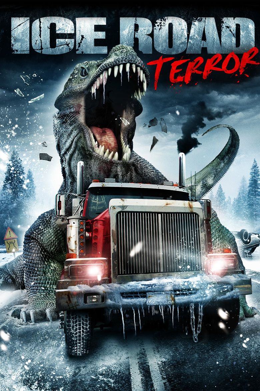 Ice Road Terror Poster