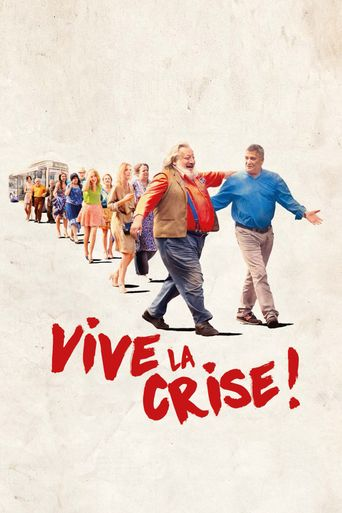 Vive la crise ! Poster