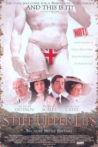 Stiff Upper Lips Poster
