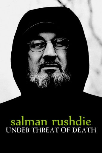 Salman Rushdie: Death on a Trail Poster