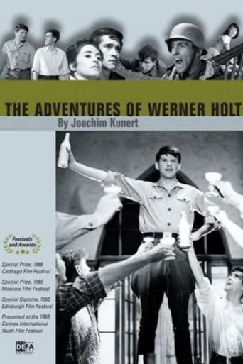 The Adventures of Werner Holt Poster