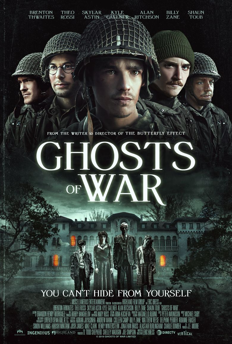 Ghosts of War Poster