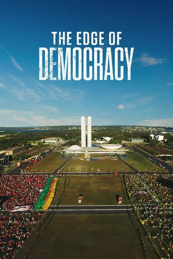 The Edge of Democracy Poster