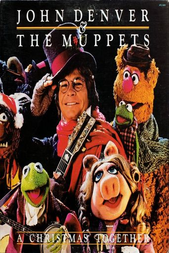 John Denver and the Muppets: A Christmas Together Poster