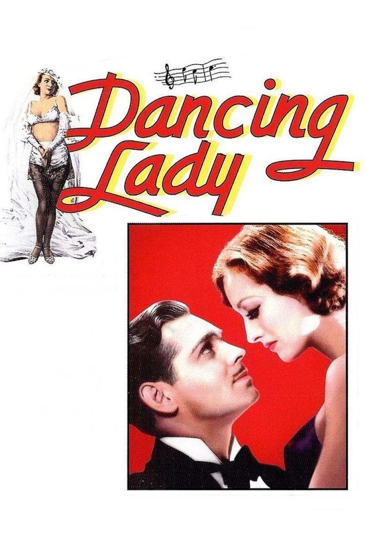 Dancing Lady Poster