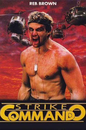 Strike Commando Poster
