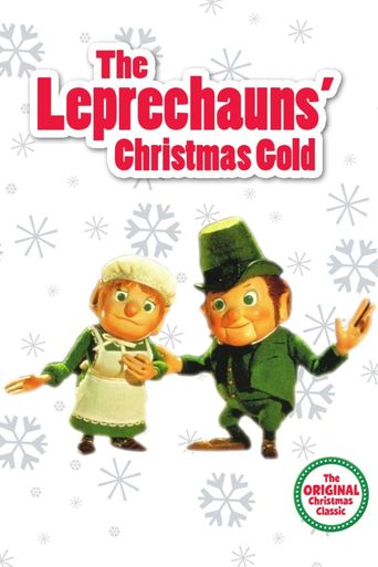 The Leprechauns' Christmas Gold Poster