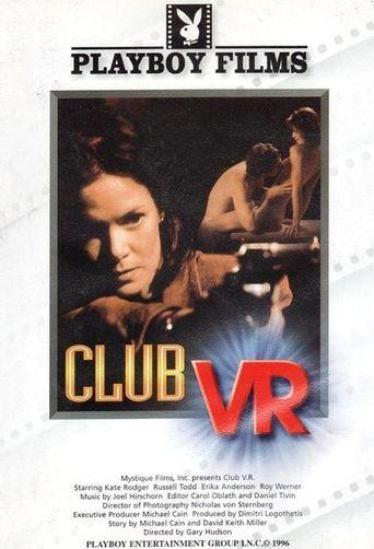 Club V.R. Poster