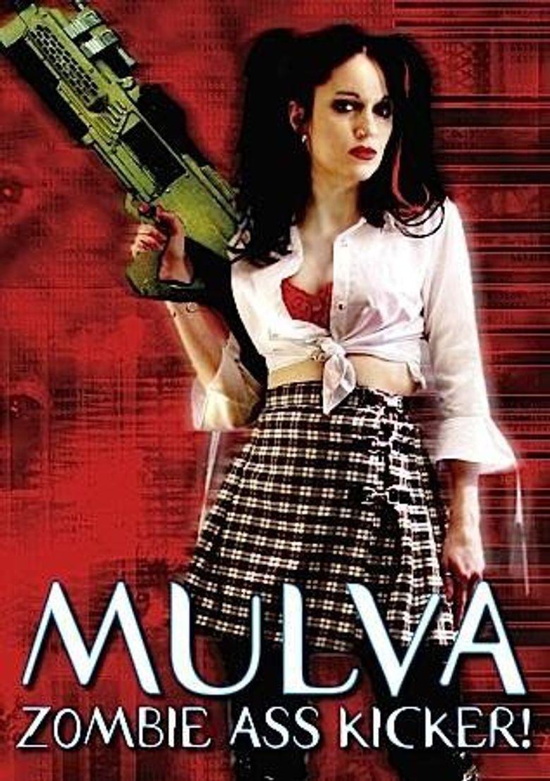 Mulva: Zombie Ass Kicker! Poster