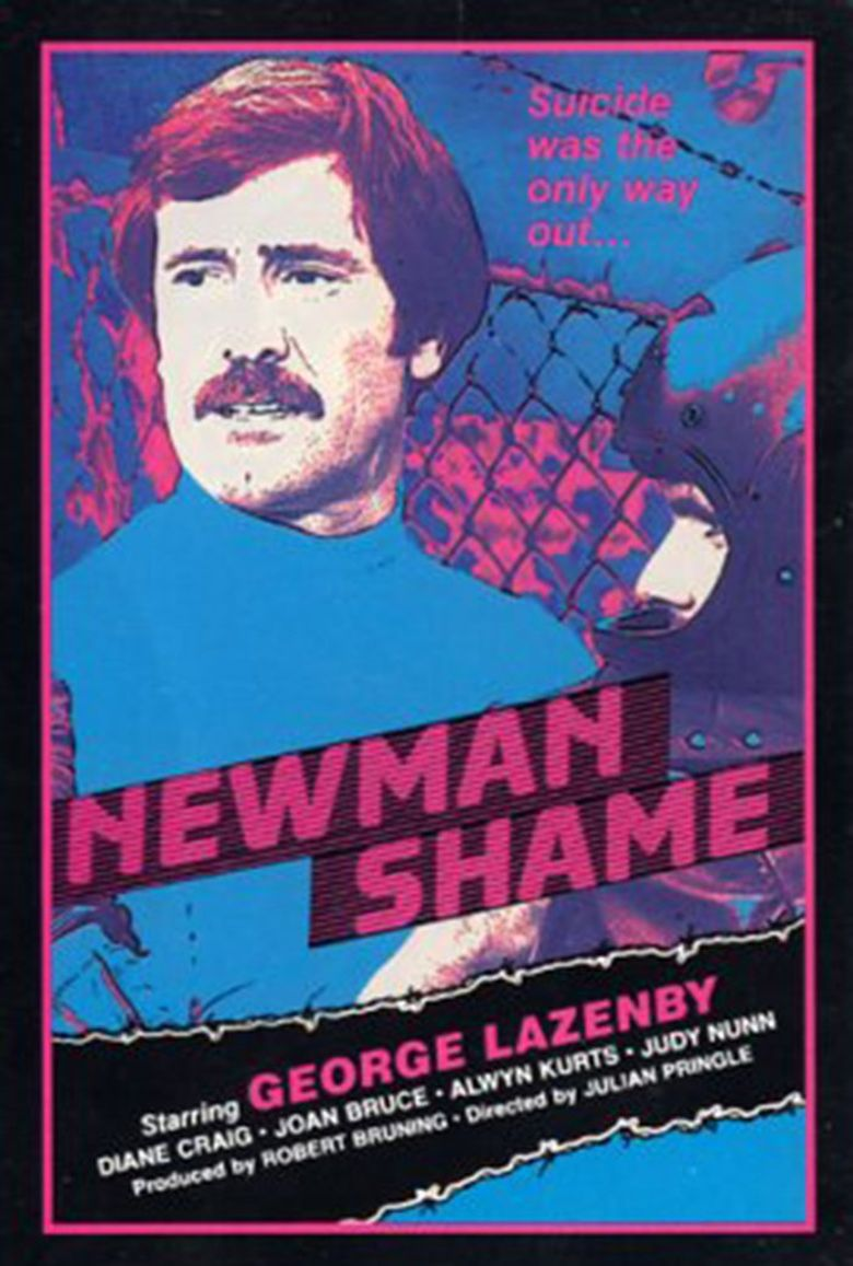 The Newman Shame Poster