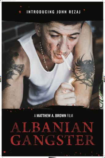 Albanian Gangster Poster