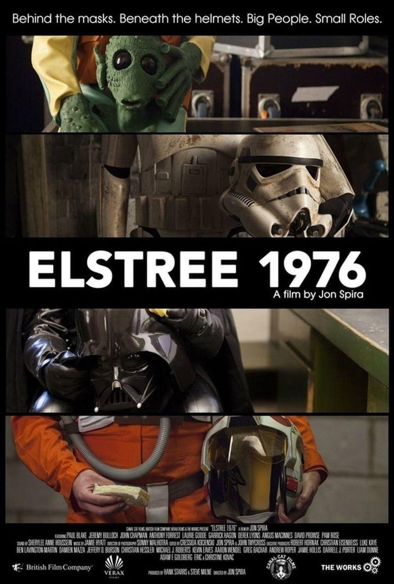 Elstree 1976 Poster