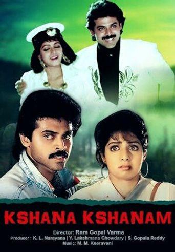 Kshana Kshanam Poster