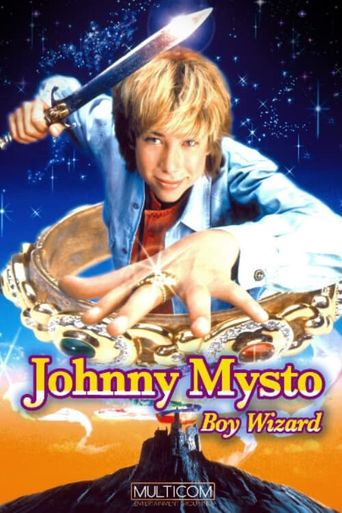 Johnny Mysto: Boy Wizard Poster