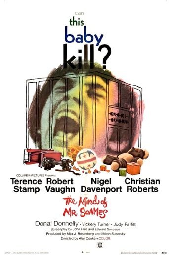 The Mind of Mr. Soames Poster