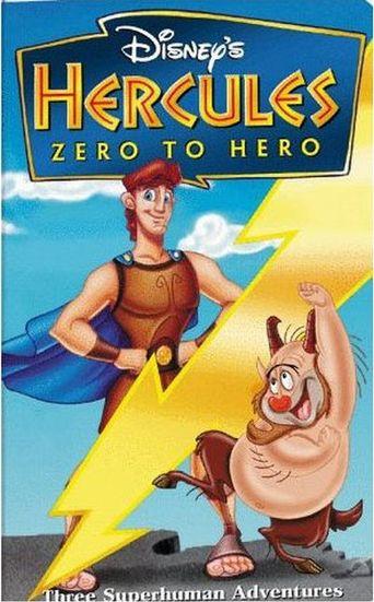 Hercules: Zero to Hero Poster