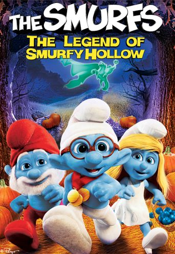 The Smurfs: The Legend of Smurfy Hollow Poster