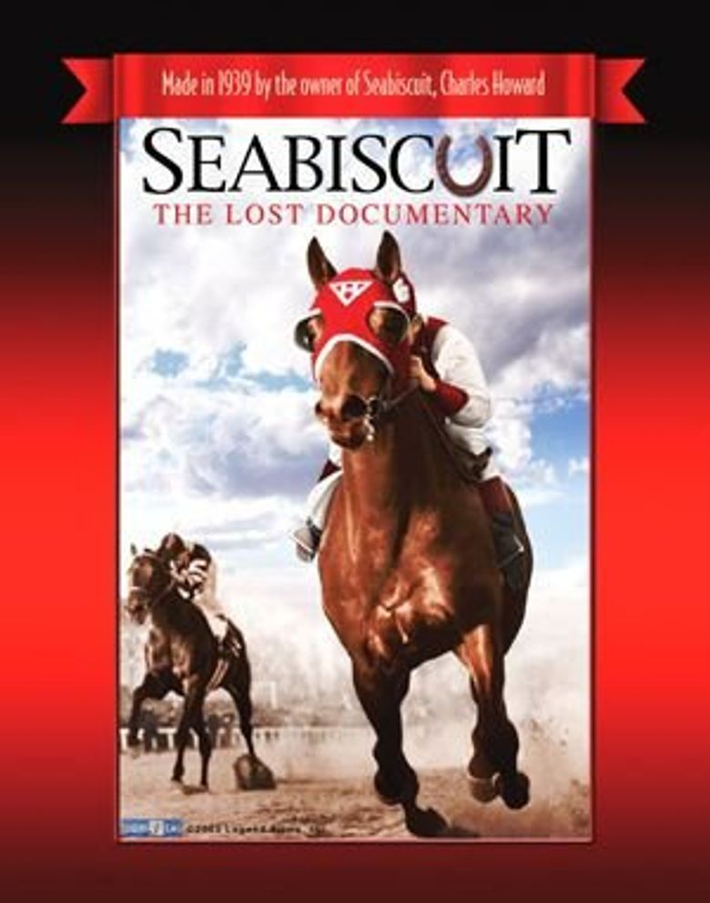 Seabiscuit: The Lost Documentary Poster