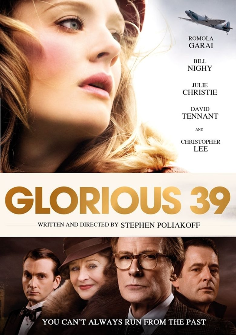 Glorious 39 Poster