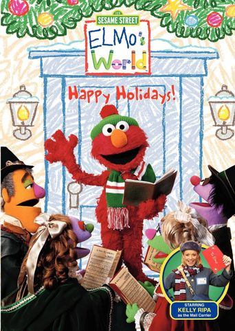 Sesame Street: Elmo's World: Happy Holidays! Poster