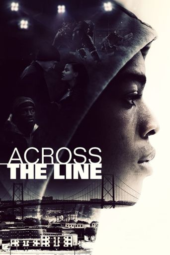 Across the Line Poster