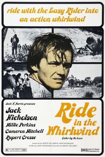 Ride in the Whirlwind Poster